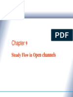 Open Channel Flow