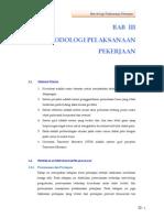 Metodologi Pelaksanaan Pekerjaan Survey