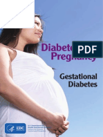 Diabetes and Pregnancy508