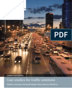Case Studies for Traffic Solutions En