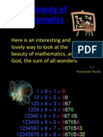 Beauty-of-mathematics.ppt