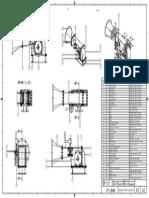 Assembly Turbin Crossflow