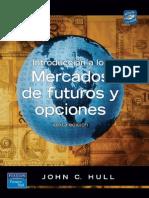Hull - Opciones y Futuros 6 Ed Esp (2009)