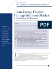 Clean Energy Funds
