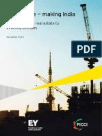 EY Real Estate Making India