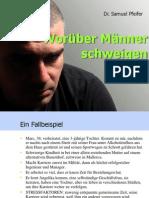 Worüber Männer Schweigen Depression Und Psychosomatische Krankheiten Dr. Samuel Pfeifer