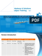 GSM UL-DL Unbalance Solutions-Special Subject Training V2 1