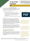 Health Admin Case Analysis Revised Gg