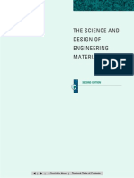 Science and Design of Engineering Materials