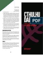 Cthulhu Dark (Print)