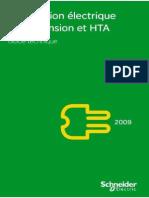 Catalogue Schneider Electric - Guide Technique, Distribution Électrique BT Et HTA - 2009