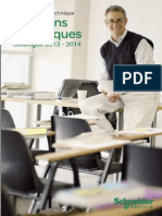 Catalogue Schneider Electric - Solutions Didactiques - 2013