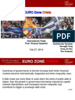 Euro-Zone Crisis Revised
