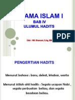 Pengetahuan Agama Islam