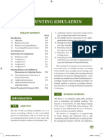 Accounting Simulations (1)