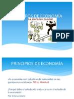Principos de Economía