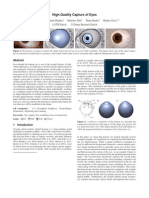 High Quality Capture of Eyes Pub Paper