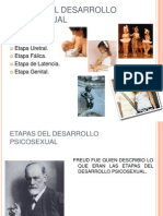 ETAPAS-PSICOSEXUALES