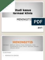 Studi Kasus Meningitis created by asriibrahim