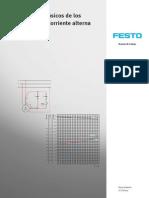 Principios básicos de los motores de corriente alterna FESTO