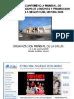 RECONOCIMIENTO IISMA AL PROYECTO NETWORKVIAL-MEXICO
