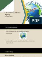 Feasibility-travel agency