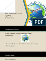 Feasibility-travel agency