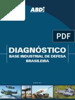 1 - ABDI Diagnóstico Base Industrial de Defesa Brasileira - Parei Na Pg 26