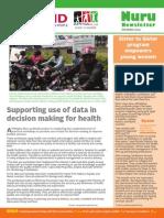 APHIAplus Newsletter- Dec 2014
