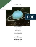 Planet Uranus 1