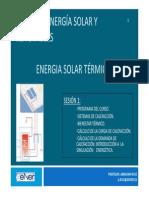 SESIÓN 1 - Energias renovables