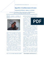 El Investigador Latinoamericano N° 4, diicembre 2009