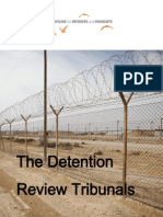 The Detention Review Tribunals
