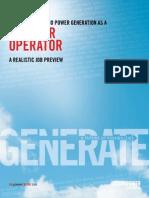 Nuclear Operator Rjp