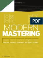 Modern Mastering CM