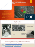 Harrisburg's City Beautiful Movement (PowerPoint)