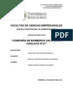 Informe Practicas Preprofesionales Miguel Fabris