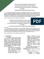 Studi Perbandingan Antara Pemberian Ciprofloxacin Jurnal 8