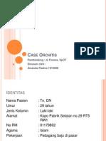 Case Orchitis Dr Posma