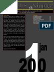 Weekly Newsletter – 30 December 2009 /