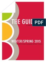 The Guide Winter/Spring 2015