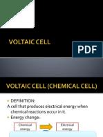 Voltaic Cell