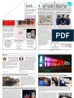 The Da Vinci Studio School of Creative Enterprise - Winter Term Newsletter