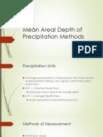 Hydrology Part 3 Precipitation Measurement