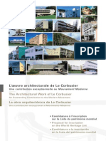 The Architectural Projects of Le Corbusier