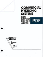 Taco Pump Curves How to Read and Use