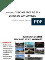 Cuerpo de Bomberos de San Javier de Loncomilla