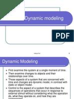 OOMD Module2 Dynamic Modelling
