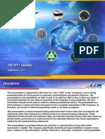2Q11 LDK Investor Presentation FINAL
