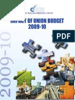 Union Budget 09-10 Care